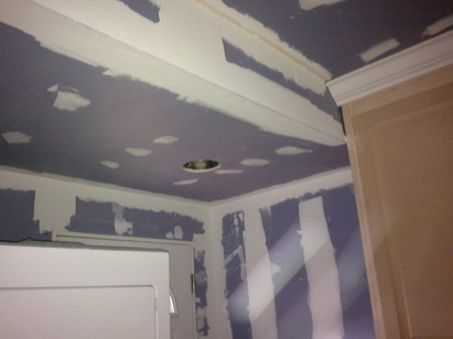 Bad Drywall Finish Drywall Repair Spartanburg Sc